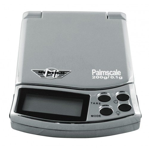 MyWeigh Palmscale 5 do 200g / 0,1g Chrome