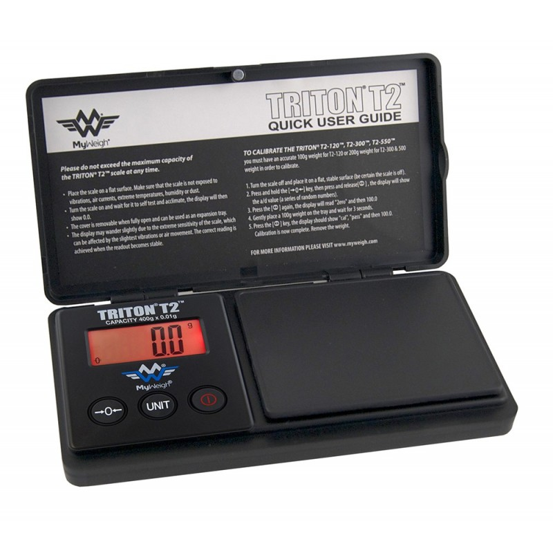 MyWeigh Triton T2 do 400g / 0,01g